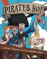 Cover image for Pirates, ho!