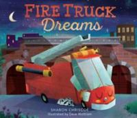 Cover image for Fire truck dreams
