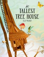 Cover image for The tallest tree house