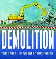 Cover image for Demolition