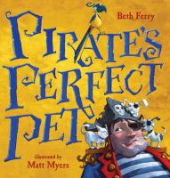 Cover image for Pirate's perfect pet