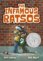 Cover image for The infamous Ratsos