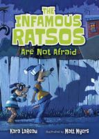 Cover image for The Infamous Ratsos are not afraid
