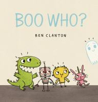 Cover image for Boo who?