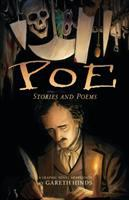 Cover image for Poe : stories and poems: a graphic novel adaptation