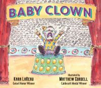 Cover image for Baby Clown