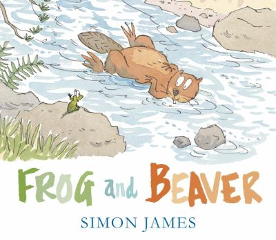 Cover image for Frog and Beaver