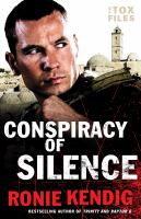 Cover image for Conspiracy of silence