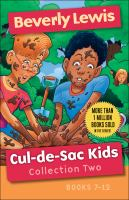 Cover image for Cul-de-sac Kids. Collection two, books 7-12