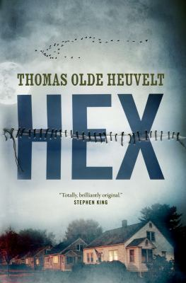 Cover image for Hex