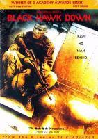 Cover image for Black Hawk down [videorecording (DVD)]