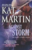 Cover image for Against the storm
