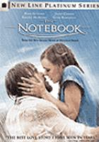 Cover image for The notebook [videorecording (DVD)]