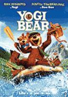 Cover image for Yogi bear [videorecording (DVD)]