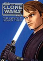Cover image for Star wars, The clone wars. The complete season three [videorecording (DVD)].