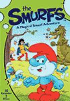 Cover image for The smurfs. A magical smurf adventure [videorecording (DVD)]