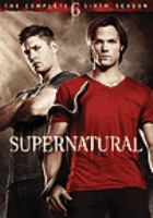 Cover image for Supernatural. The complete 6th season [videorecording (DVD)]