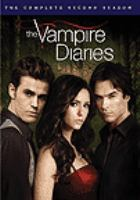 Cover image for The vampire diaries. Complete second season [videorecording (DVD)]