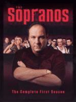 Cover image for The Sopranos. The complete first season [videorecording (DVD)]