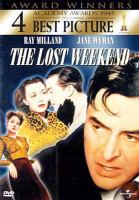 Cover image for The lost weekend [videorecording (DVD)]