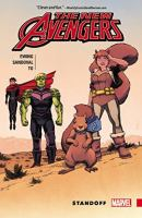Cover image for The new Avengers A.I.M. Vol. 2, Standoff