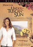 Cover image for Under the Tuscan sun [videorecording (DVD)]