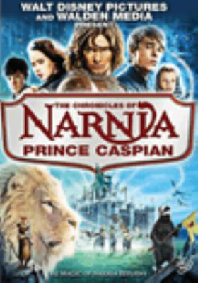 Cover image for The chronicles of Narnia. Prince Caspian [videorecording (DVD)]
