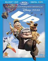 Cover image for Up [videorecording (Blu-Ray)]