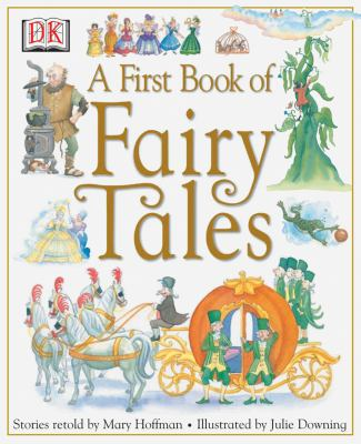 Cover image for A first book of fairy tales
