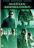 Cover image for The matrix revolutions [videorecording (DVD)]