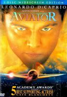 Cover image for The aviator [videorecording (DVD)]