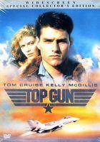 Cover image for Top gun [videorecording (DVD)]