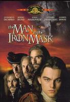 Cover image for The man in the iron mask [videorecording (DVD)]