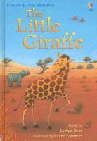 Cover image for The little giraffe