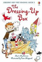 Cover image for The dressing-up box