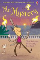 Cover image for Mr. Mystery