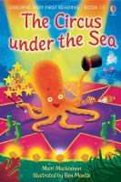 Cover image for The circus under the sea