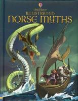 Cover image for Usborne illustrated Norse myths