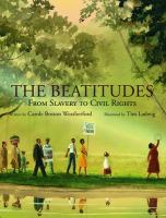 Cover image for The Beatitudes : from slavery to civil rights