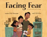 Cover image for Facing fear