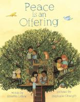 Cover image for Peace is an offering