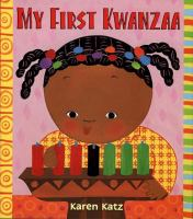 Cover image for My first Kwanzaa