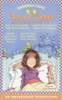 Cover image for Junie B. Jones collection. Books 5-8 [sound recording (book on CD)]