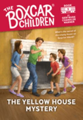 Cover image for The yellow house mystery