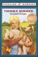 Cover image for Thimble summer