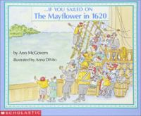 Cover image for ... if you sailed on the Mayflower in 1620