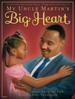 Cover image for My Uncle Martin's big heart