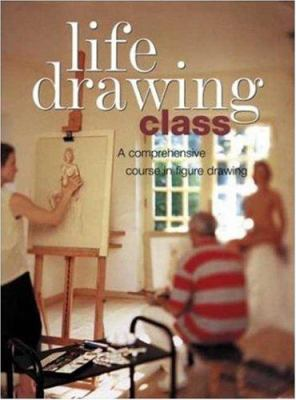 Cover image for Life drawing class