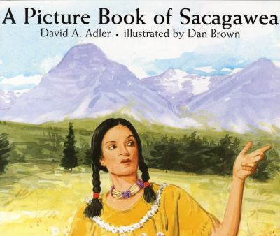 Cover image for A picture book of Sacagawea