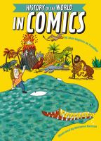 Cover image for History of the world in comics